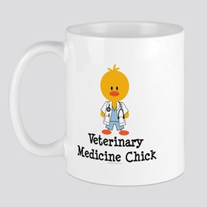 Veterinary Medicine Chick Mug